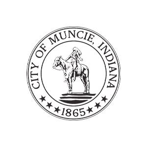 City of Muncie, Indiana logo